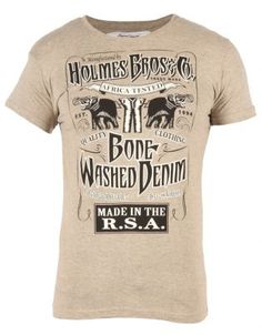 Holmes Bros Mens Elephant Tee Lifestyle Store, Tees, Shirts, Cool Outfits, Shirt Ideas, Mens Tops, Elephant, Stuff To Buy, Shopping