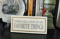 These are a few of my Favorites Things, These are a few of my Favorites Things Tile, Favorite Things Marble Tile, Sound of Music Song Verse by BeautyMeetsTheEye on Etsy