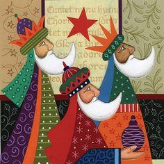 xmas card kings | Christmas Cards