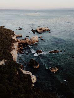 kevinruss:  Pirate's Cove. Avila Beach, California on Flickr.
