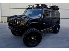 Hummer : H2 CUSTOM 4WD #Hummer #Humvee #Rvinyl =========================== http://www.rvinyl.com/Hummer-Accessories.html