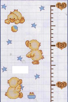 Brilliant Cross Stitch Embroidery Tips Ideas. Mesmerizing Cross Stitch Embroidery Tips Ideas. Disney Cross Stitch Patterns, Cross Stitch For Kids, Cross Stitch Baby, Cross Stitching, Cross Stitch Embroidery, Free Graphics, Baby Kind, Projects To Try, Kitty