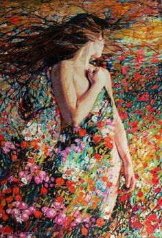 We offer contemporary modern painting by Alexey Slusar including oil, watercolor and charcoal. Portrait Art, Figurative Art, Love Art, Female Art, Painting & Drawing, Amazing Art, Watercolor Art, Fantasy Art, Art Drawings