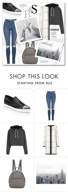 """""""#216) HOODIES LAYERING"""" by fashion-unit ❤ liked on Polyvore featuring Miu Miu, Topshop, L.K.Bennett, STELLA McCARTNEY and Post-It"""