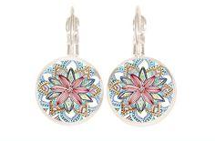 FREE Lotus Mandala Earrings - Just Pay Shipping!