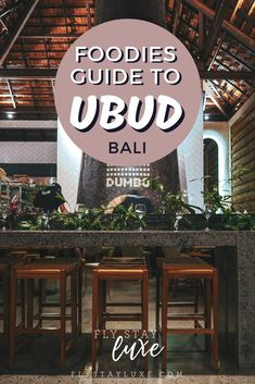Travelling to Bali, Indonesia? Here is a list of 40 of the Best Restaurants and Cafes in Ubud. Our complete food guide contains info on where to find the best cheap eats, coffee, healthy food, vegan and vegetarian restaurants in Ubud. Bali Travel Guide, Asia Travel, Travel Guides, Travel Tips, Travel Destinations, Travel Abroad, Holiday Destinations, Luang Prabang, Best Places To Eat