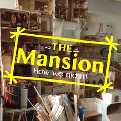 The Mansion (How it's Made) lots of mouse mansion projects