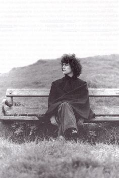 Marc Bolan ++ train station in the middle of nowhere