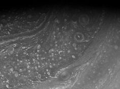Saturn Clouds