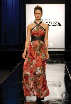 Design by Layana Aguilar #ProjectRunway Season 11 #MakeItWork #Fashion