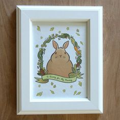 a bunny for my hunny from cuddlefish press