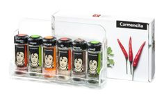 Carmencita spice rack. A selection of the spices every household needs @bisilabokoko