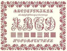 MARJORIE MASSEY - LAbécédaire de Flore (C6) - Des Filles et une Aiguille