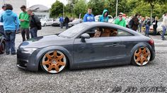 Audi TT ❤ no me gustan las llantas, pero lo amoo