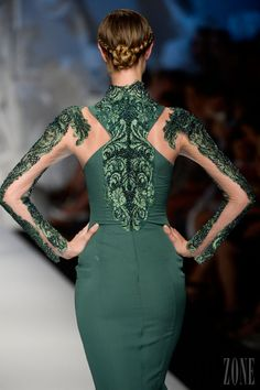 Abed Mahfouz Haute Couture Fall-Winter 2013-2014 couture