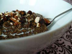 Recipe: Mocha Crunch Oatmeal with Steel-Cut Oats