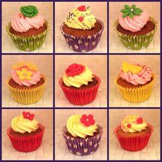 Made by Sa'Sa - Cupcakes!