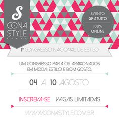 Brasil sedia o 1º Congresso Nacional de Estilo – ConaStyle