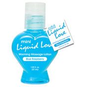 Liquid Love Warming Massage Lubricant