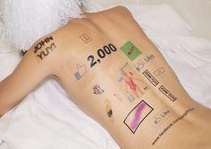 john yuyi tattoos социальные медиа-символы для моментального снимка наших онлайн-атак