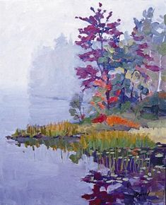 1000+ images about Land and Sea Scapes on Pinterest   Oil on canvas, Vincent van Gogh and Tom thomson