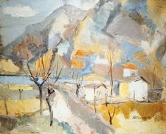 Ennio Morlotti (Lecco, 21 settembre 1910 – Milano, 15 dicembre 1992).