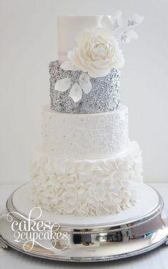 Top 10 Wonderful Wedding Cake Ideas