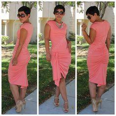 DIY Dress   Michael Kors OOP Pattern Review