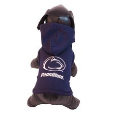 NCAA Penn State Nittany Lions Cotton Lycra Hooded Dog Shirt eccd3ca7b