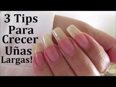 How To Grow Long Nails 3 Beginer Tips How to grow your nails really fast and long in just 10 days Grow Long Nails, Grow Nails Faster, How To Grow Nails, Manicure, Diy Nails, Nail Growth Tips, Really Long Nails, Long Natural Nails, Nail Care Routine