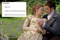 Jane Austen + Text Posts