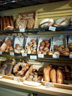 Chez le boulanger