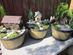 Mini jardins para você se inspirar - Faça Você Mesmo