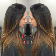 #ombre #natural #funhair #prettyhair #hairbyaprilmarie   Call and book 440-951-1110