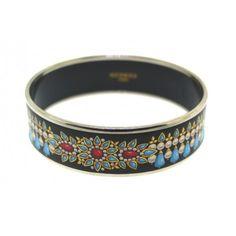 Hermes Flower Bracelet