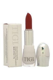 Decadent Lipstick - Fierce TIGI 0.14 oz Lipstick Women
