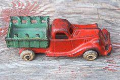 1930 iron toy truck
