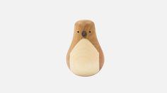 Turned Penguin Oak   Hem.com
