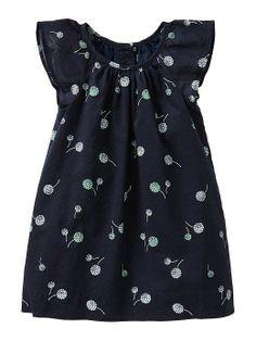GAP Dandelion Flutter Dress