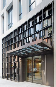 studio inés esnal / east 22nd street residences, nyc