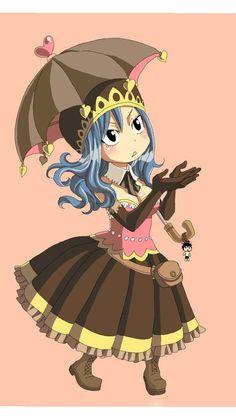Juvia, Fairy Tail