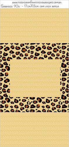 Leopard Party, Frame Background, Farm Barn, Html, Picture Frames, Stencils, Scrap, Printables, Animal
