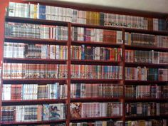 manga collection | Manga collection pictures - Forums - MyAnimeList.net