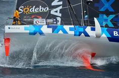 Vendee Globe Banque Populaire