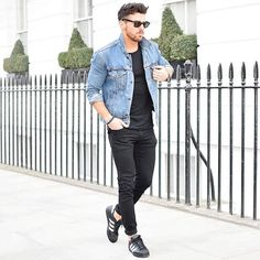 Check out this ASOS look http://www.asos.com/discover/as-seen-on-me/style-products?LookID=236610