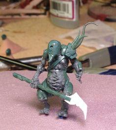 Cool looking Nurgle Warrior