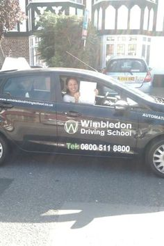 Well done Selena Audit who passed her test at the Morden Driving Test Centre on Wednesday 4th September.