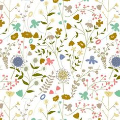Shelley | Make It In Design | Summer School 2016 | Honest / Meadow Land | Intermediate Creative Brief 1 | Surface Pattern Design