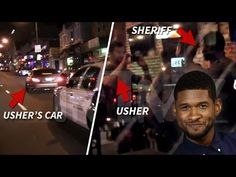 Was Usher Chased Down by LAPD for Photo Op | Paparazzii Ready