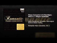 Romantic Piano Concertos, Vol 2